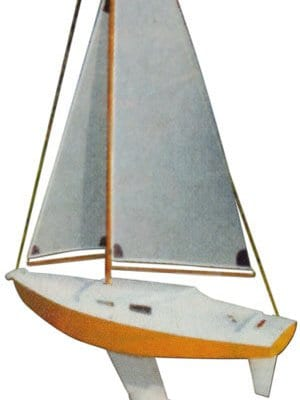 Model Yacht Kits & Classic Sailing Boat Plans for Sale