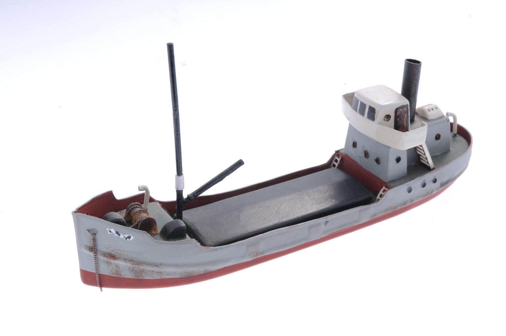 Coaster Boat OO Gauge Scale Model Boat - Sarik Hobbies ...