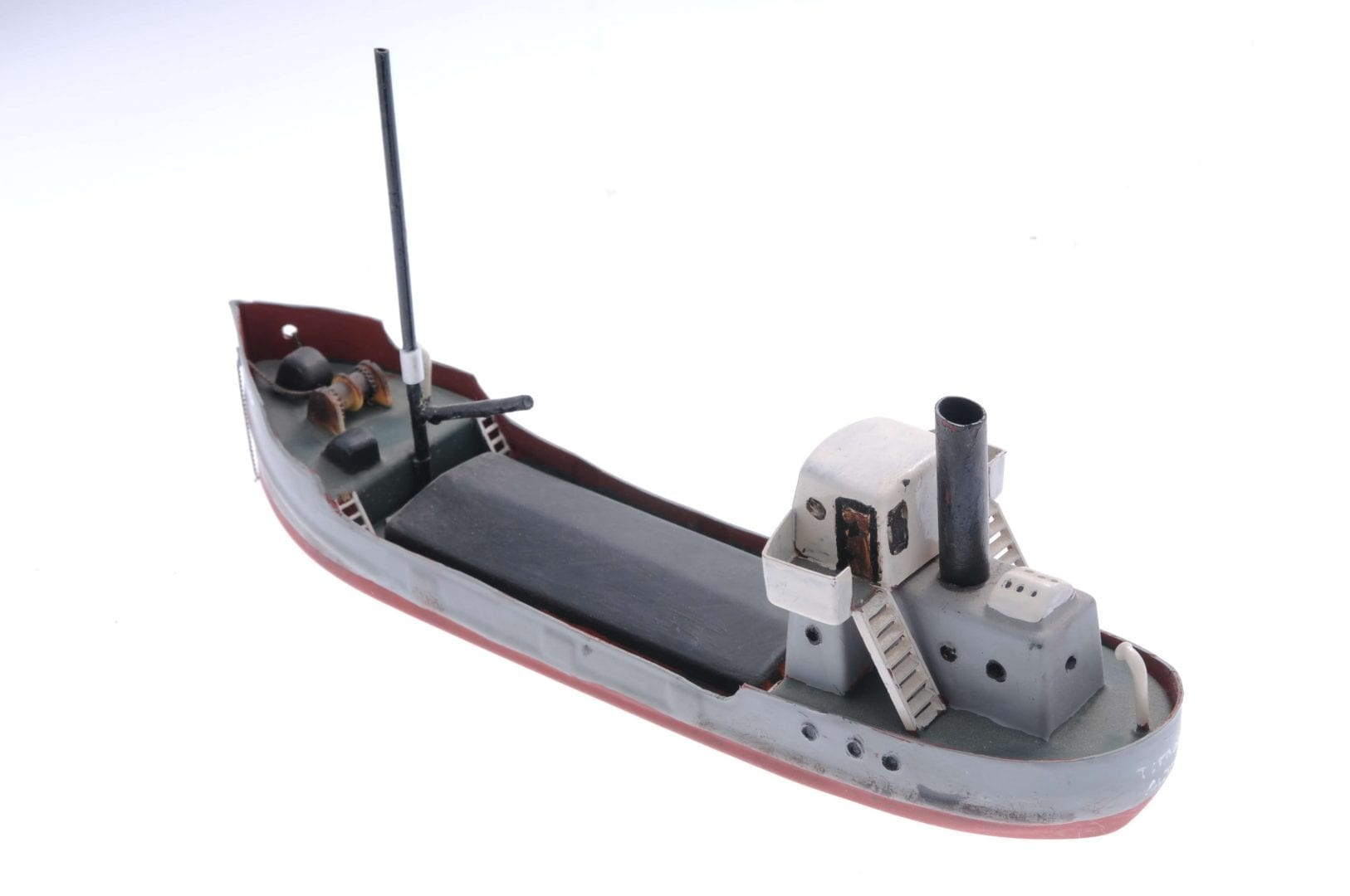 Coaster Boat OO Gauge Scale Model Boat - Sarik Hobbies - for the Model Builder