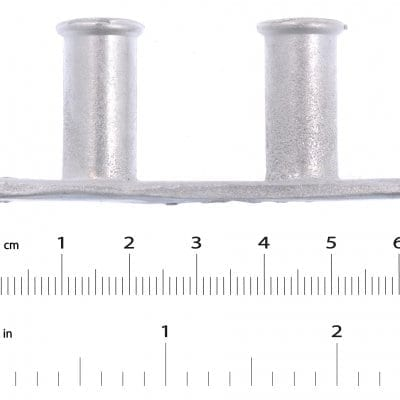 White Metal Boat Fittings Small Axe