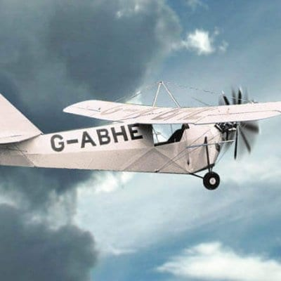 Aeronca C2 Plan (Smaller Version)