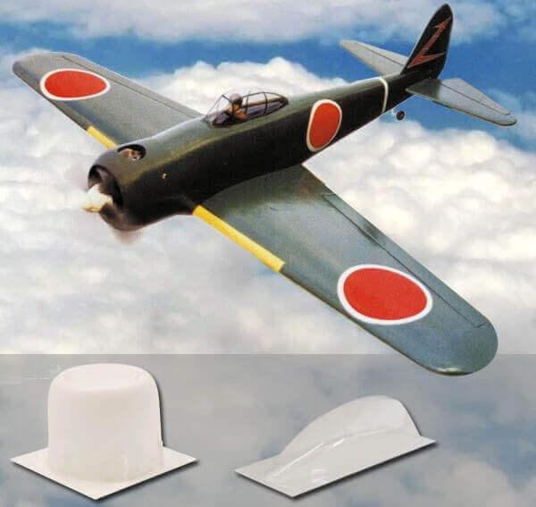 Nakajima Ki 43 'Oscar' FULL SET