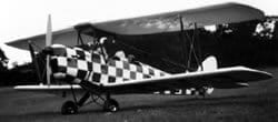 "Tiger Moth (57"") Plan"