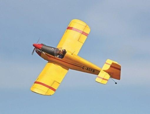 RC2163 Druine Turbulent