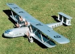 Handley Page HP 42 Plan