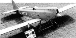 AVRO AVIAN 625