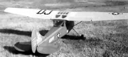 Cessna Bird Dog Plan