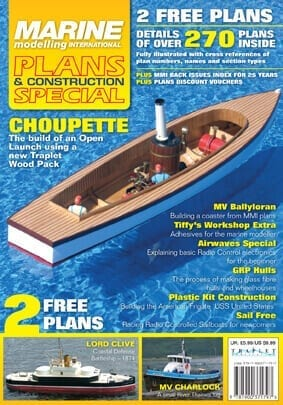 Marine Modelling International Plans & Construction Guide