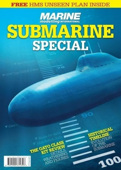 Marine Modelling International Submarine Special