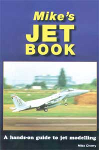 Mike's Jet Book by Mike Cherry