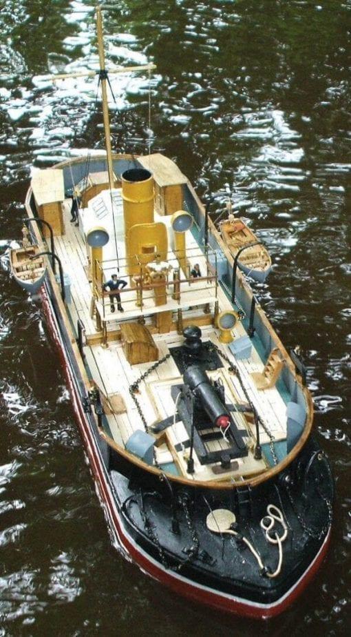 HMS Crane Plan