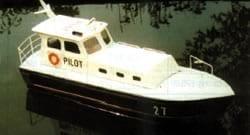 Pilot Boat Plan