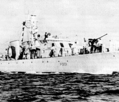 HMS SHALFORD