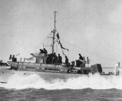 VOSPER 73FT TYPE 2