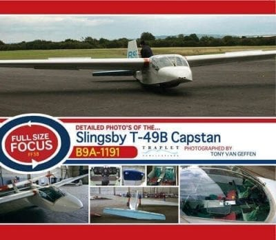 Slingsby T-49 Capstan - 'Full Size Focus' Photo CD