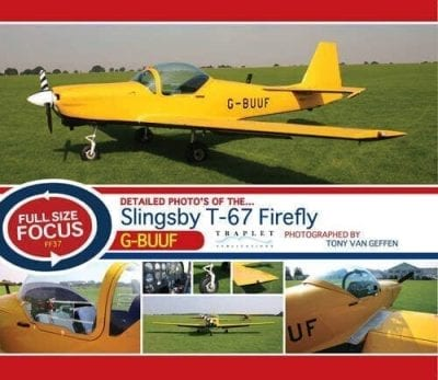Slingsby T-67 Firefly - 'Full Size Focus' Photo CD