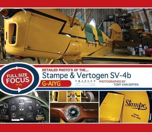 Stampe SV4B - 'Full Size Focus' Photo CD