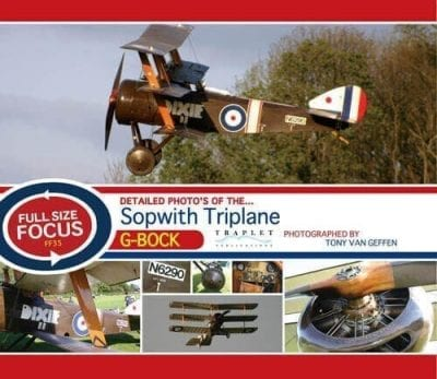 Sopwith Triplane - 'Full Size Focus' Photo CD