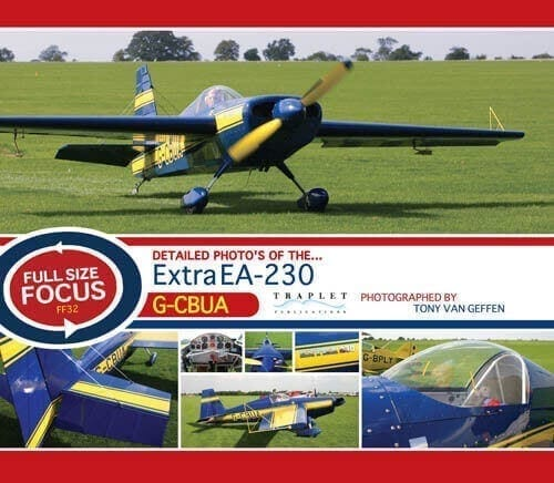 Extra 230 - 'Full Size Focus' Photo CD