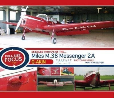 Miles M.38 Messenger 2A - 'Full Size Focus' Photo CD