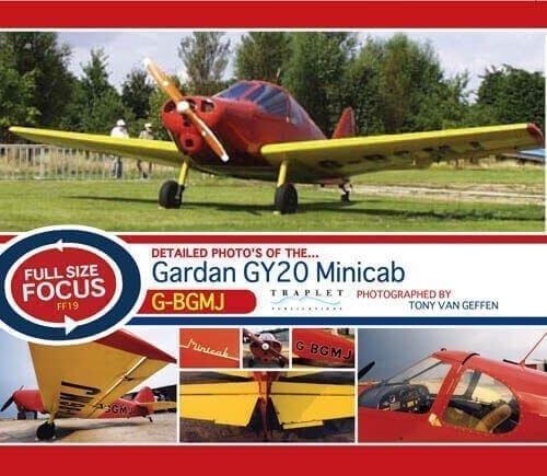 Gardan GY20 Minicab - 'Full Size Focus' Photo CD