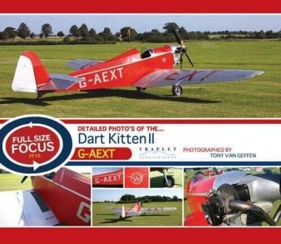 Dart Kitten G-AEXT - 'Full Size Focus' Photo CD