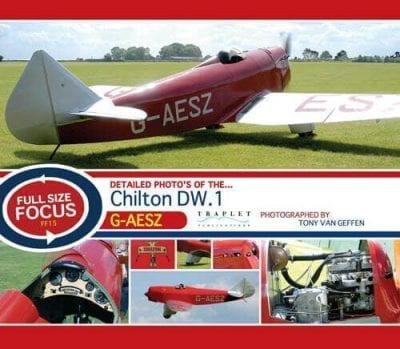 Chilton DW1 G-AFSZ - 'Full Size Focus' Photo CD