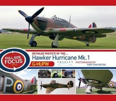 Hawker Hurricane Mk 1 G-HUPW - 'Full Size Focus' Photo CD