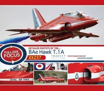 BAe Hawk T Mk 1A - 'Full Size Focus' Photo CD