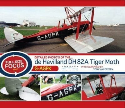 de Havilland DH.82A Tiger Moth (Photo CD)