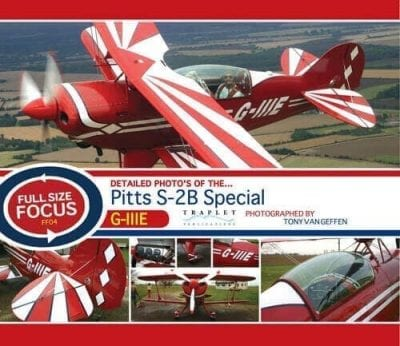 Pitts S-2B Special G-IIE - 'Full Size Focus' Photo CD