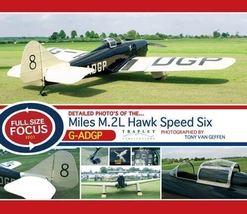 Miles M.2L Hawk Speed Six - 'Full Size Focus' Photo CD