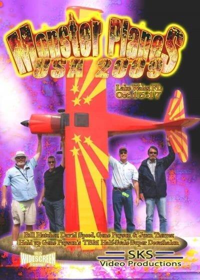 Monster Planes USA 2009