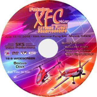XFC 2008 Bonus Features
