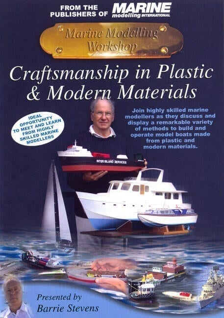 Marine Modelling Workshop - Craftsmanship in Plastics & Modern Materials