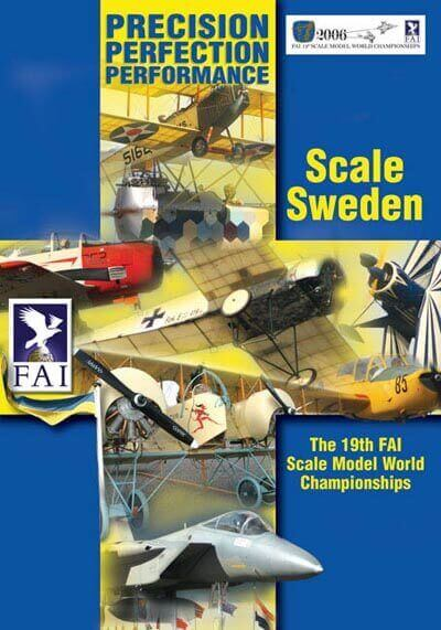 Scale Sweden (Double DVD)