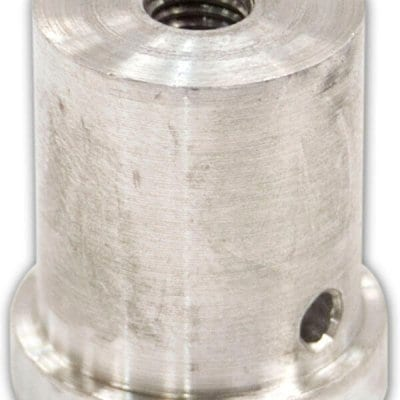 "N.A AT-6 Texan/Harvard (68.5"") - Flanged Prop nut (Small)"