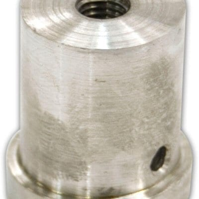 "Vultee BT-13 Valiant (73.5"") - Flanged Prop Nut (Small)"