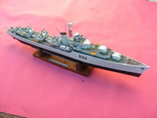 HMS Lagos MM2060  Warship Plan