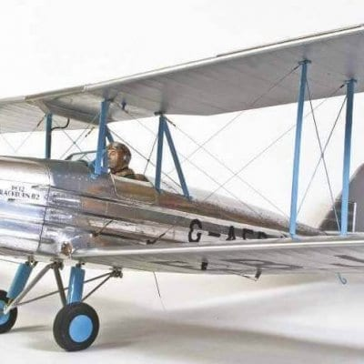 Blackburn B2 plan RC2103