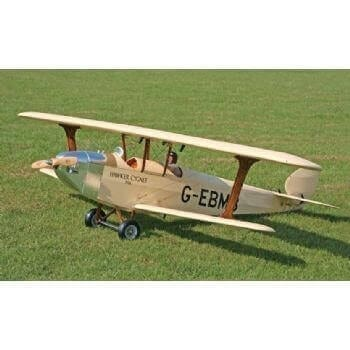 Hawker Cygnet CNC Wood Pack