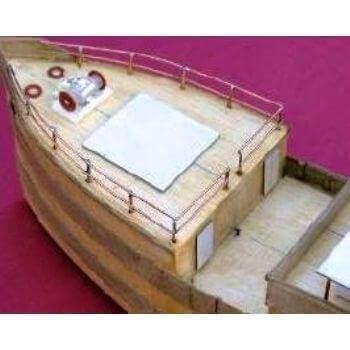 SS Noggsund Plan
