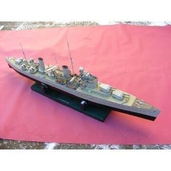HMS Penelope Plan MM2059 Warship Plan - Sarik Hobbies - for the Model Builder