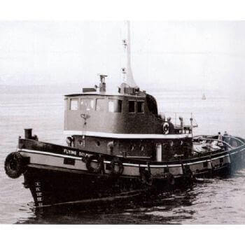 Flying Dolphin  MM2047 Tug Plan