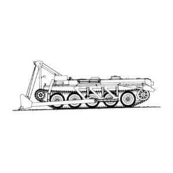 ML144 Centeur Dozer