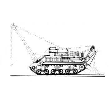 ML138 Sherman ARV Mkll