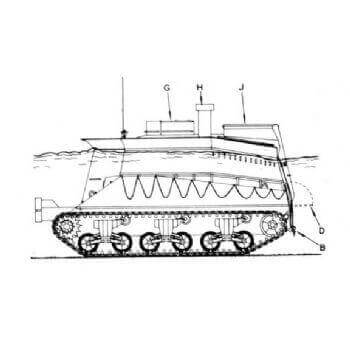 ML137 Sherman BARV Sealion