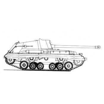 ML118 Self-Propelled 17 pdr. Archer