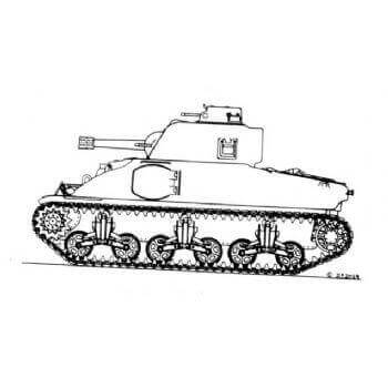 ML112 Medium Tank T.6