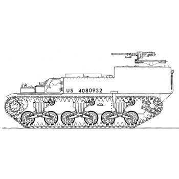 ML117 Cargo Carrier M.30